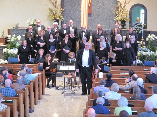 Chagrin Valley Choral Union in Concert